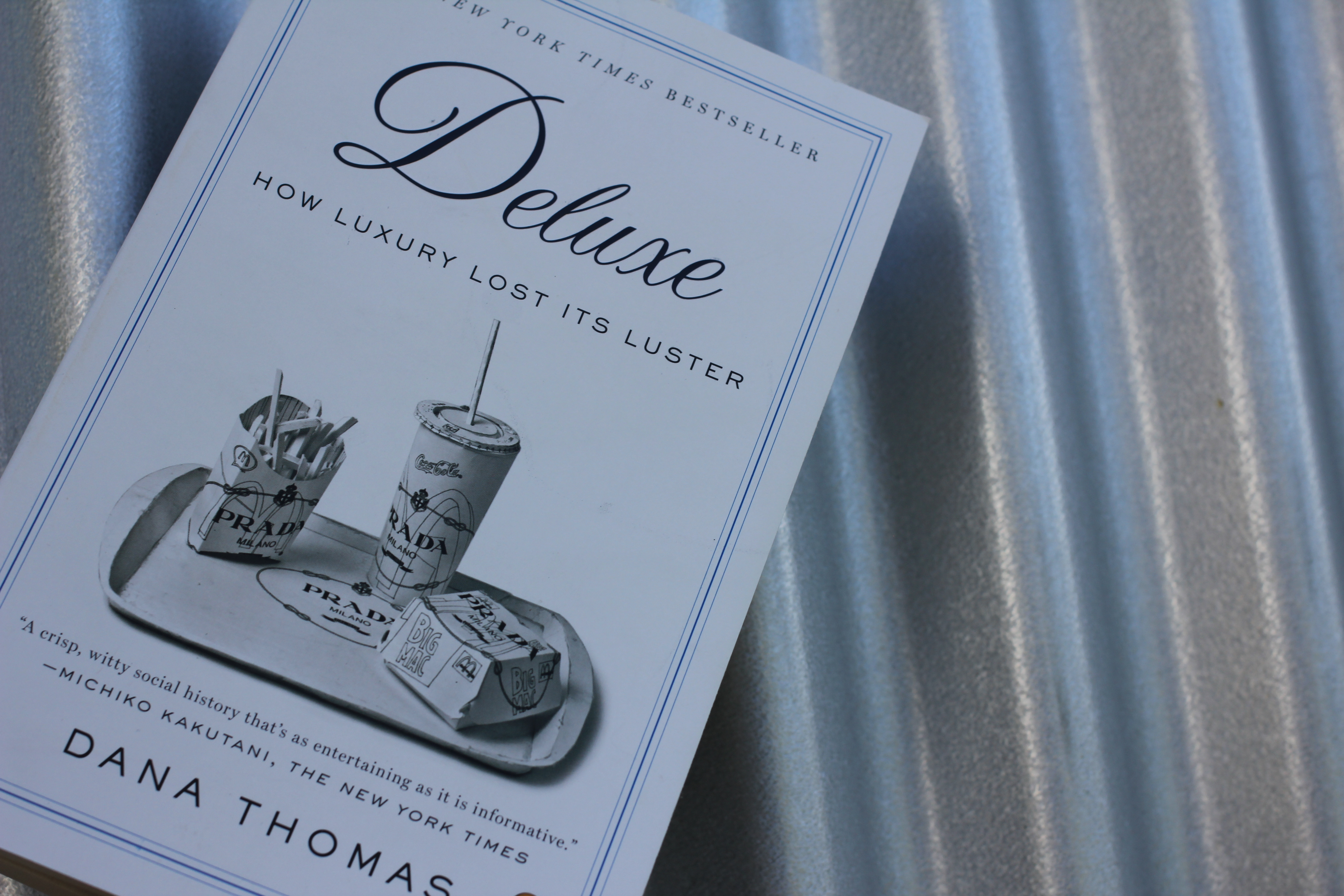 deluxe how luxury lost its luster essay Fashion and globalization  throughout this essay i will analyse what and how has changed in fashion with  (2008) deluxe: how luxury lost its lusterlondon.