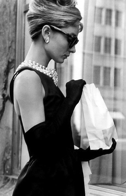Audrey Hepburn; Breakfast At Tiffany's